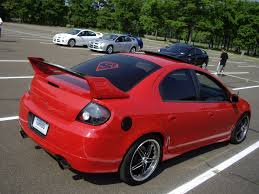 dodge neon photos and wallpapers trueautosite