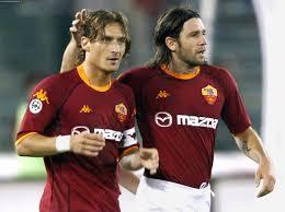 candela calciatore roma l ex candela totti 礙 un mix tra talento e intelligenza