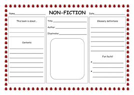 fiction u0026 non fiction powerpoint by hannahelizabethg teaching