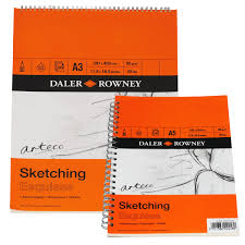 sketching pads and sheets daler rowney