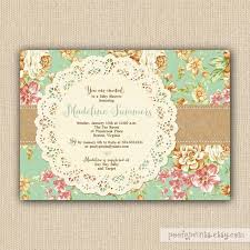 diy shabby chic wedding invitations sunshinebizsolutions com