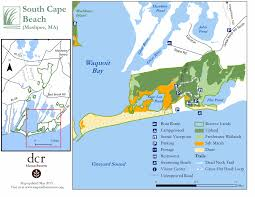hiking and biking trails cape cod online
