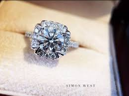 wedding ring melbourne simon west jewellery handmade diamond engagement rings