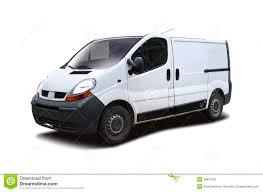 renault white white van stock photo image 48971307