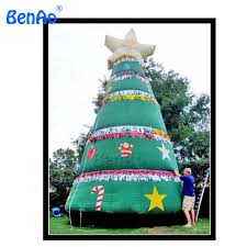 online get cheap large inflatable christmas tree aliexpress com