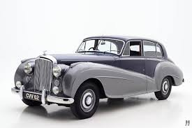 classic bentley coupe 1952 bentley mk vi hj mulliner saloon hyman ltd classic cars