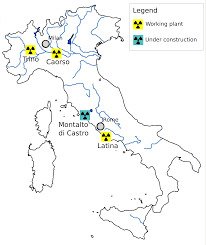 Map Of World Nuclear Power Plants by Nuclear Power No Thanks The Aftermath Of Chernobyl In Italy And