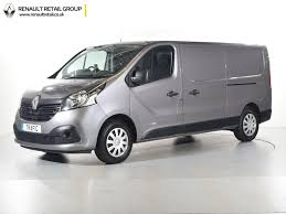 renault trafic back nearly new renault for sale trafic ll29 dci 125 van grey pk66ftz
