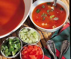 recette cuisine gaspacho espagnol recette traditionnelle du gaspacho