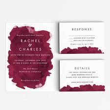 invitations for wedding burgundy wedding invitations burgundy wedding invitations and the