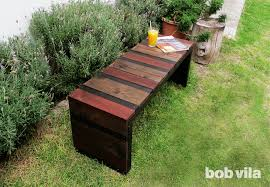 Outdoor Wooden Bench Diy by 17 Awesome Backyard Diy Projects You Must Do This Summer