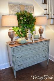 decor vintage finds fall magnolia wreath with rustic cabinets and