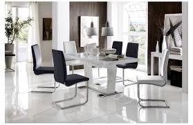 chaises design salle manger table et chaise pour salle à manger le monde de léa