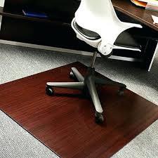 plastic floor cover for desk chair office floor cover idearama co