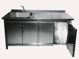 kitchen sink with cabinet stainless steel sink cabinet cabinet with sink ptcs 715