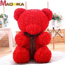 valentines day teddy bears 60cm s day gift plush toys stuffed of