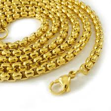 box chain gold necklace images 18k gold round box chain hip hop necklaces niv 39 s bling jpg
