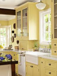 Blue Yellow Kitchen - fancy design ideas yellow kitchen colors best 20 yellow cabinets