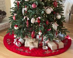 decoration personalized tree skirt snow tree skirt and