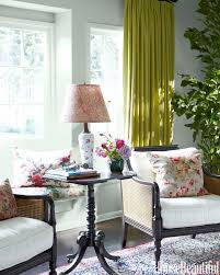 colorful los angeles cottage granny chic decor