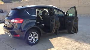 2011 ford kuga 2wd 2 0 tdci lhd for sale in spain youtube