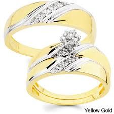 wedding rings sets his and hers gold wedding band sets his and hers wedding bands wedding ideas