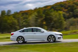 2018 honda accord getting behind the wheel of 2018 u0027s sedan to