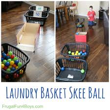Baby Laundry Hampers by Laundry Basket Skee Ball With Ball Pit Balls
