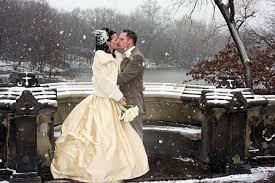 Winter Decorations For Wedding - tbdress blog winter themed wedding