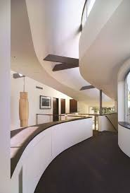 131 best ceilings images on pinterest ceiling design architecture curve corridor design on 2nd floor modern house with dark brown and white interior