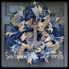 28 best nautical wreaths images on nautical