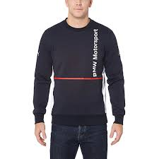 buy discount men sweatshirts puma bmw crew neck sweatshirt