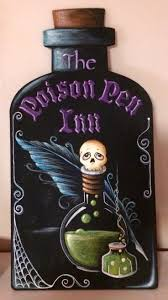 295 best halloween painted items images on pinterest decorative