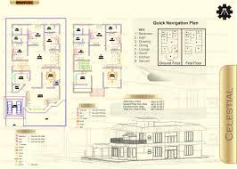 architecture house plans home architecture ground floor plan kanal lahore pakistanpng ã