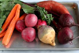 roasted rosemary root vegetables the pioneer