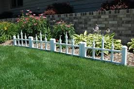 innovation design menards garden fence manificent vinyl panels