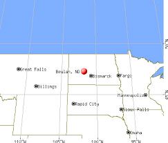 beulah dakota map beulah dakota nd 58523 profile population maps real