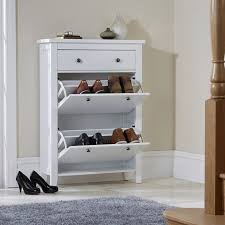 shoe cabinet with drawer shoe storage amc furniture