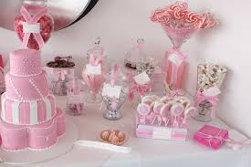 Pink And Black Candy Buffet by Sugarcoated Pink And White Candy Buffet Pink Pink Pink Pink
