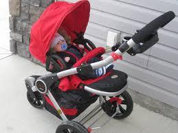 Kolcraft Umbrella Stroller With Canopy by Calgarydaddy Com Kolcraft Contours Options 3 Wheeler Stroller