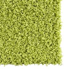 Bright Green Area Rugs Green Shag Area Rug Roselawnlutheran