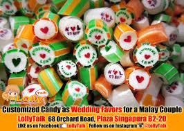 Wedding Gift Kl Wedding Candy For A Malay Couple U2026 By Lollytalk U2013 Wedding Candy By