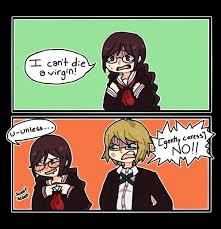 Funny Anime Memes - danganronpa animation anime anime meme anime memes funny anime