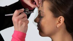 how to cover acne with airbrush makeup howcast the best how to