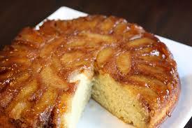 upside down butterscotch apple sour cream cake recipe u2014 dishmaps