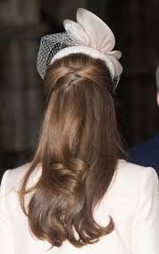 duchess catherine did something a little different with her hair