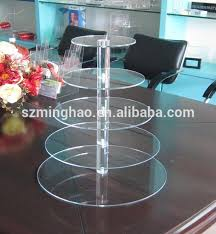 acrylic cupcake stand 5 tier maypole party wedding cake display food grade acrylic