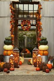 13 great turkey day decorating ideas for your front porch