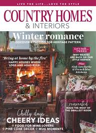 Country Homes Interiors Magazine Subscription Country Homes Interiors Magazine February 2018 Subscriptions