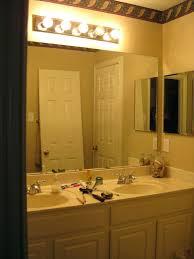 led bathroom vanity lights home depot kichler barrington 3 light 9